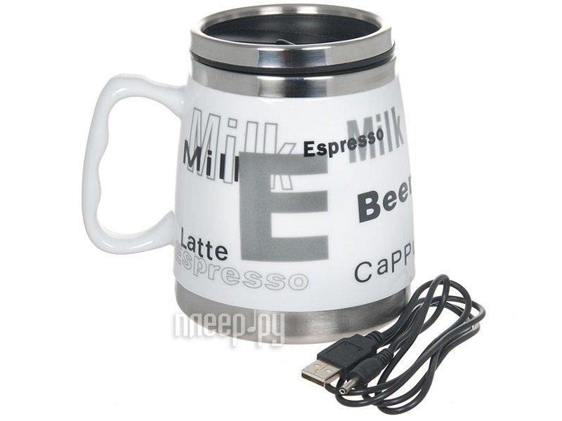 Термокружка Эврика Milk/Latte/Beer/Espresso 91118  Pleer.ru  571.000