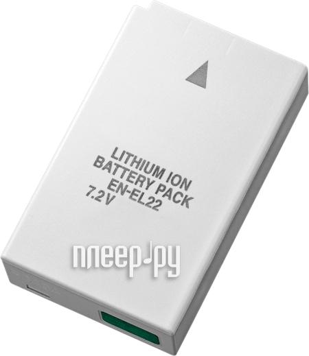 Аккумулятор AcmePower EN-EL22  Pleer.ru  1032.000