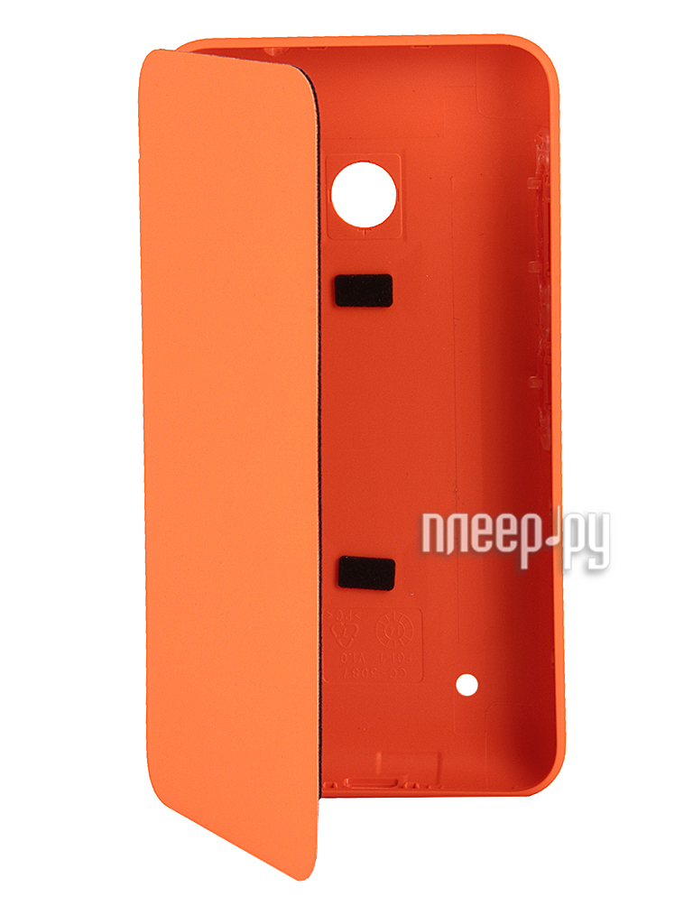 Аксессуар Чехол Nokia Lumia 530 CC-3087 Orange  Pleer.ru  1212.000