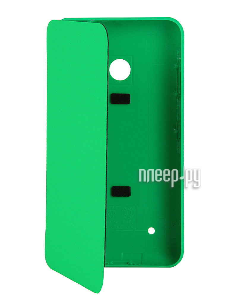 Аксессуар Чехол Nokia Lumia 530 CC-3087 Green  Pleer.ru  1212.000