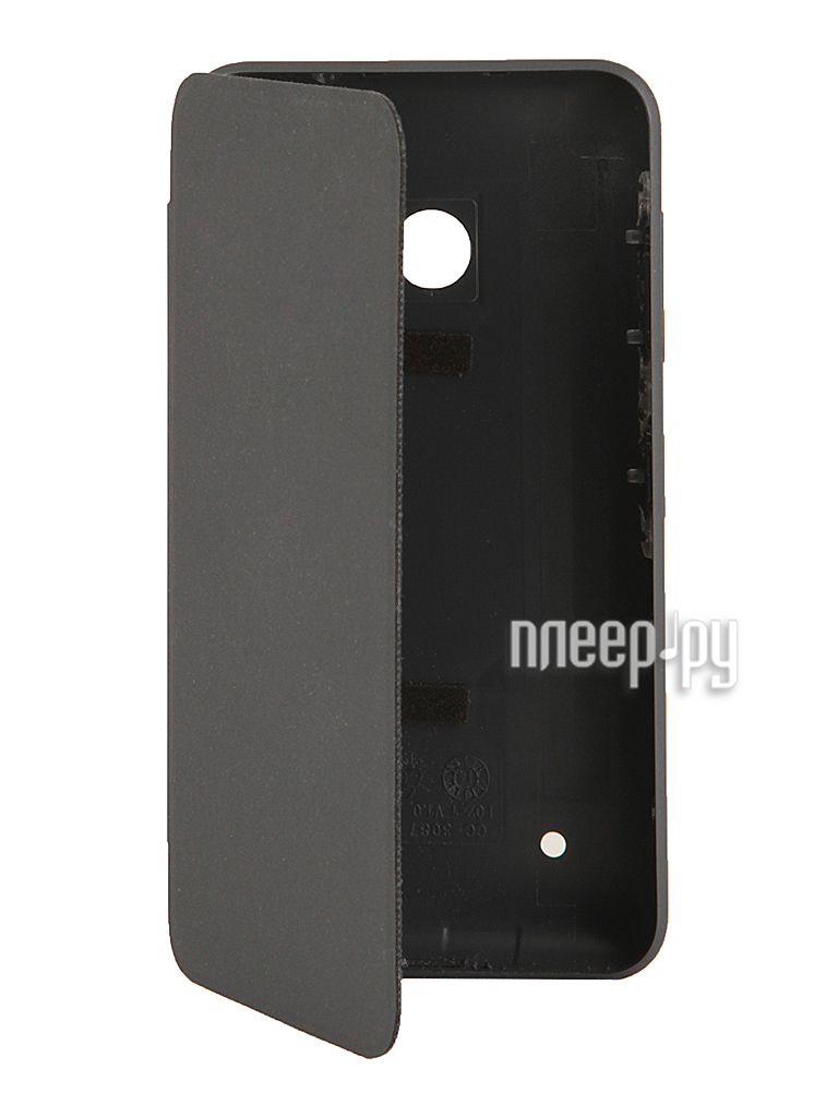 Аксессуар Чехол Nokia Lumia 530 CC-3087 Dark-Grey  Pleer.ru  1212.000
