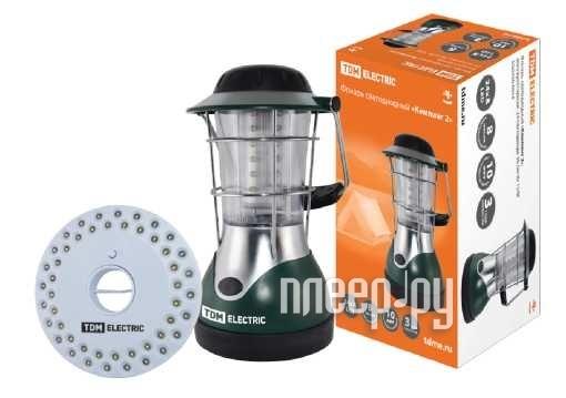 Фонарь TDM-Electric Кемпинг 2 SQ0350-0018  Pleer.ru  819.000