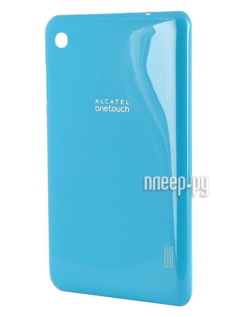 Аксессуар Чехол Alcatel POP 7 Color Skin PCP310 Turquoise F-GCGB18P0G11C1-A1  Pleer.ru  761.000