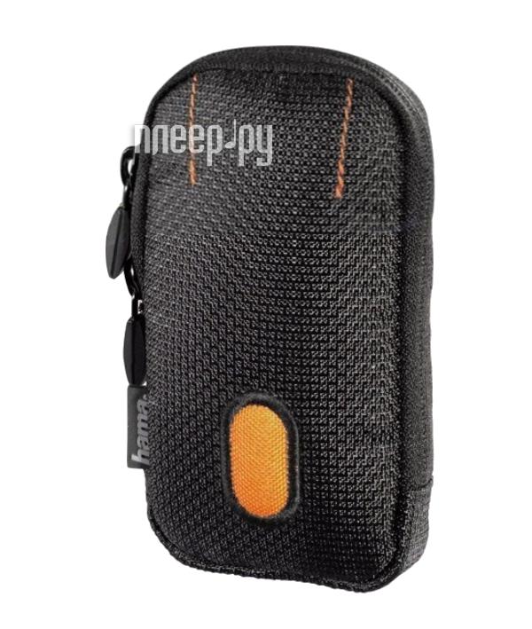 Сумка Hama Sorento 70C Black-Orange 023105