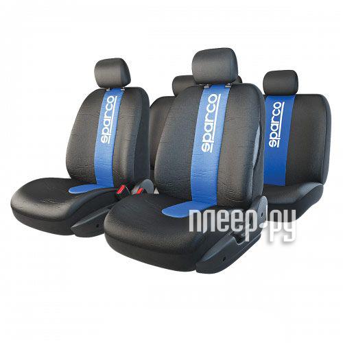Чехол Sparco Racing SPC/RCN-1105 BK/BL Black-Blue  Pleer.ru  2219.000