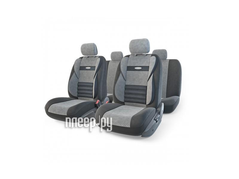Чехол Autoprofi Comfort Combo Black/Dark-Grey CMB-1105 BK/D.GY M  Pleer.ru  2013.000