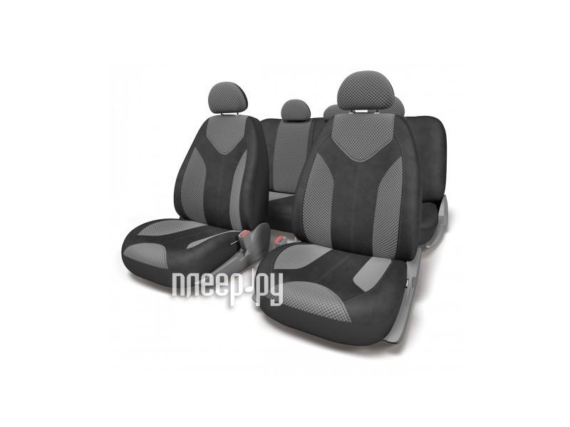 Чехол Autoprofi Matrix Black/Dark Grey MTX-1105 BK/D.GY S  Pleer.ru  1679.000