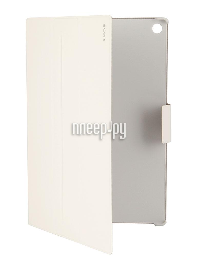 Аксессуар Чехол Sony Xperia Z2 Tablet White SCR-12ROW/W  Pleer.ru  2230.000