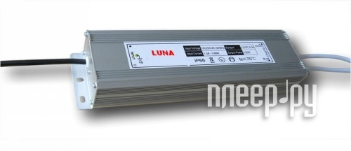 Блок питания LUNA PS LED 12V 100W DC IP 67 50126  Pleer.ru  806.000