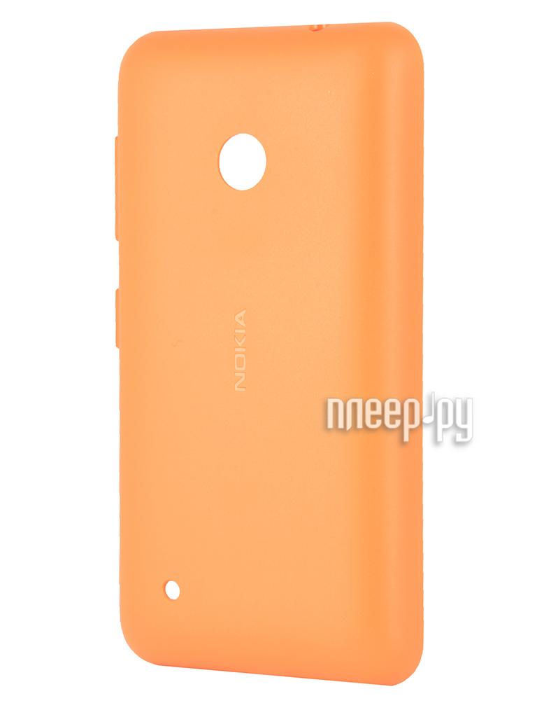 Аксессуар Защитная крышка Nokia Lumia 530 CC-3084 Orange  Pleer.ru  799.000