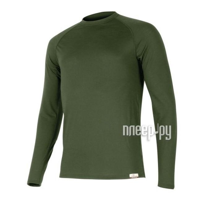 Рубашка Lasting Rosta Green L мужская