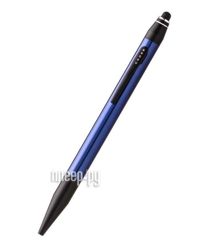 Ручка Cross Tech2.2 Metallic Blue AT0682S-6  Pleer.ru  911.000