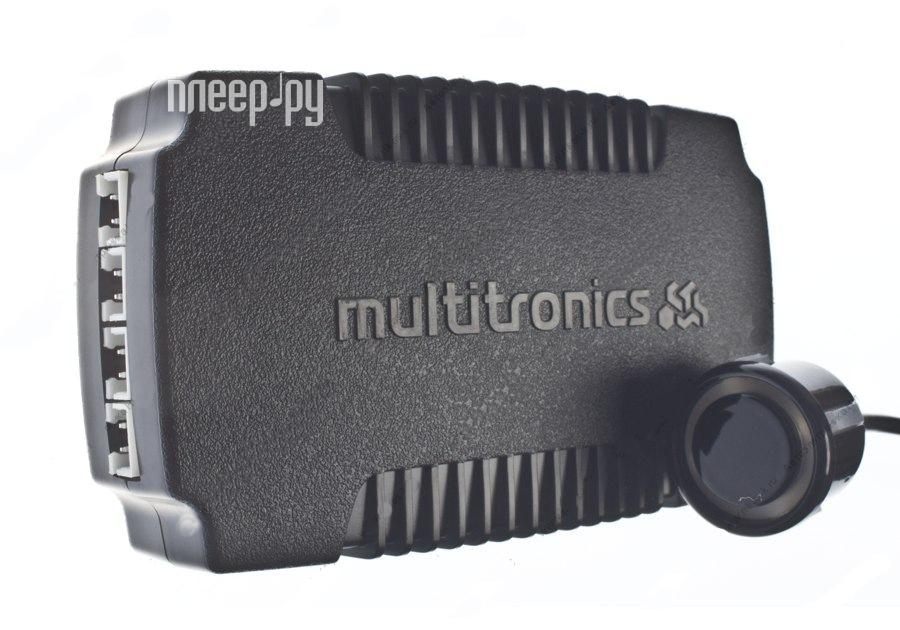 Парктроник Multitronics PU-4TC Grey  Pleer.ru  1991.000