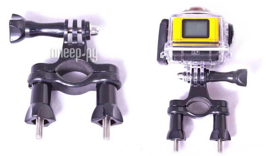 Аксессуар Dicom ExCMT01 Крепление для велосипеда для Gopro Hero3+ / 3 / 2 / 1 за 327 рублей