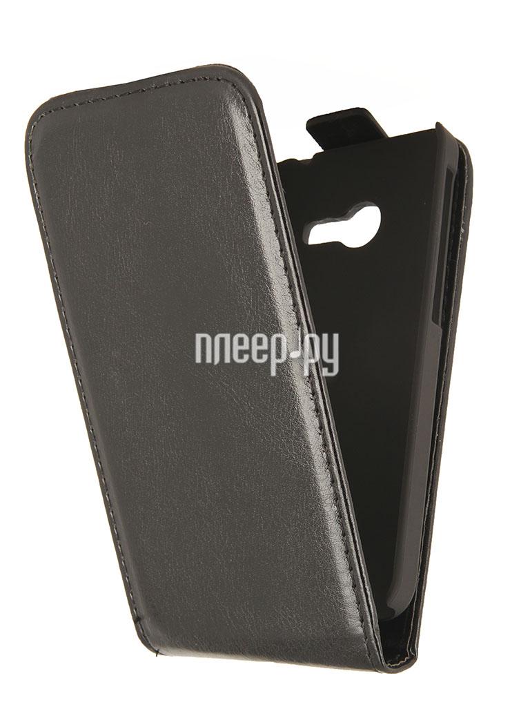 Аксессуар Чехол Asus ZenFone 4 SkinBox Black T-F-AZP4  Pleer.ru  1000.000