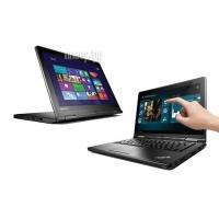 Lenovo ThinkPad Yoga S100 20CD00D9RT (Intel Core i5-4210U 1.7 GHz/8192Mb/1000Gb + 16Gb SSD/No ODD/Intel HD Graphics 4400/Wi-Fi/Bluetooth/Cam/12.5/1920x1080/Touchscreen/Windows 8.1 64-bit)