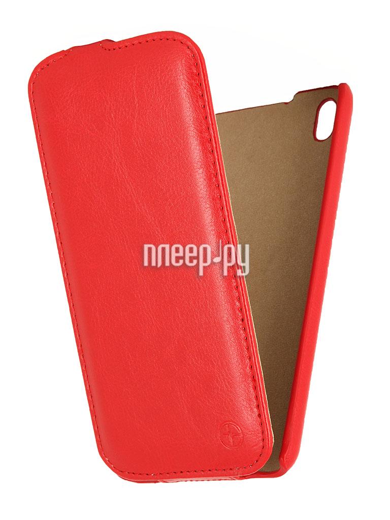 Аксессуар Чехол HTC Desire 816 Pulsar Shellcase Red PSC0209  Pleer.ru  1121.000