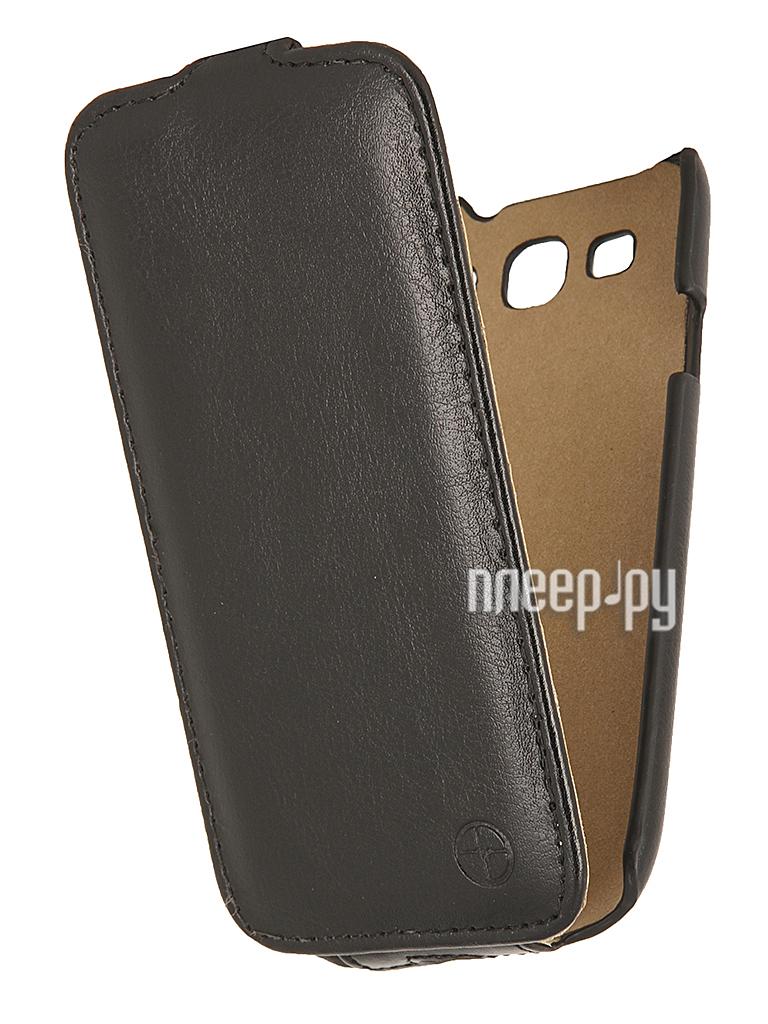Аксессуар Чехол Samsung GT-i9300 Galaxy S III Pulsar Shellcase Black PSC0051  Pleer.ru  1121.000