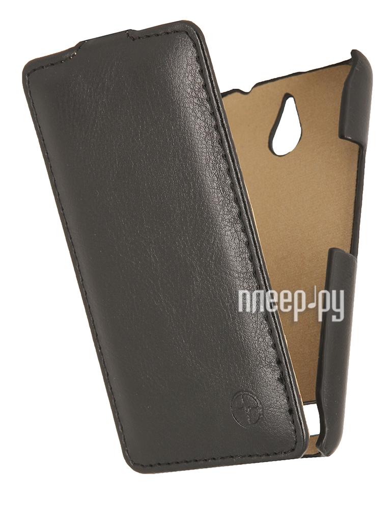 Аксессуар Чехол Sony Xperia E1 Dual Pulsar Shellcase Black PSC0196  Pleer.ru  1121.000