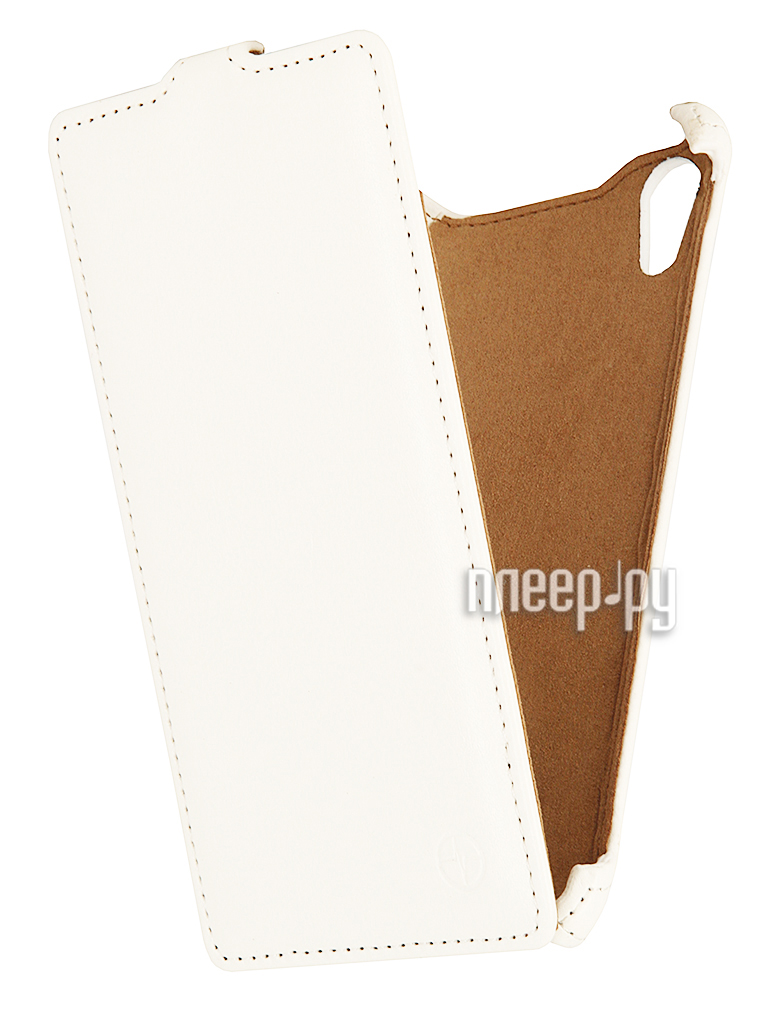 Аксессуар Чехол Sony Xperia T3 Pulsar Shellcase White PSC0240  Pleer.ru  1150.000