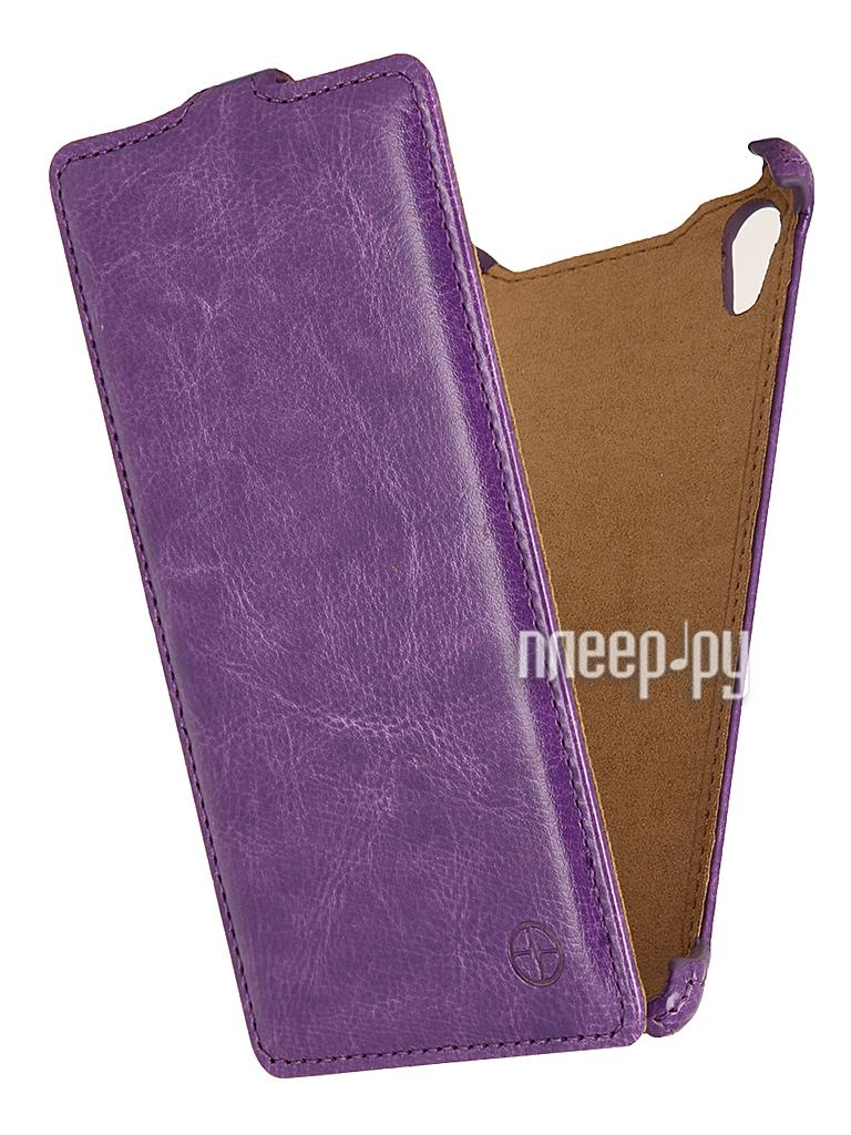 Аксессуар Чехол Sony Xperia T3 Pulsar Shellcase Purple PSC0241  Pleer.ru  1150.000