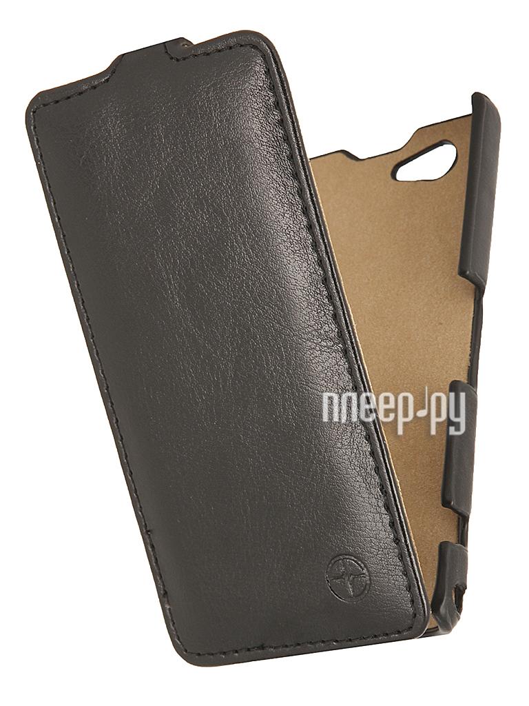 Аксессуар Чехол Sony Xperia Z1 Compact Pulsar Shellcase Black PSC0114  Pleer.ru  1121.000