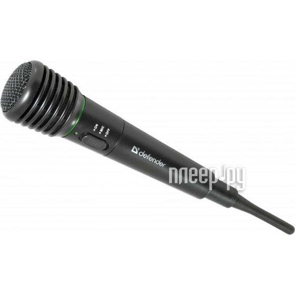 Радиомикрофон Defender MIC-142 64142  Pleer.ru  187.000