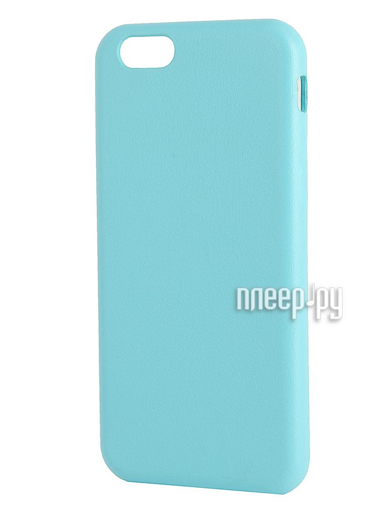 Аксессуар Крышка задняя iRidium 4.7-inch for iPhone 6 Blue  Pleer.ru  899.000