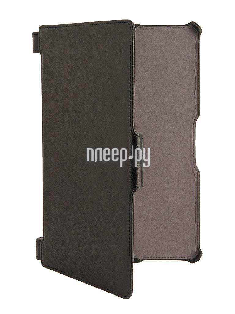 Аксессуар Чехол Lenovo Yoga Tablet 10.1 B8000 iBox Premium Black  Pleer.ru  1175.000