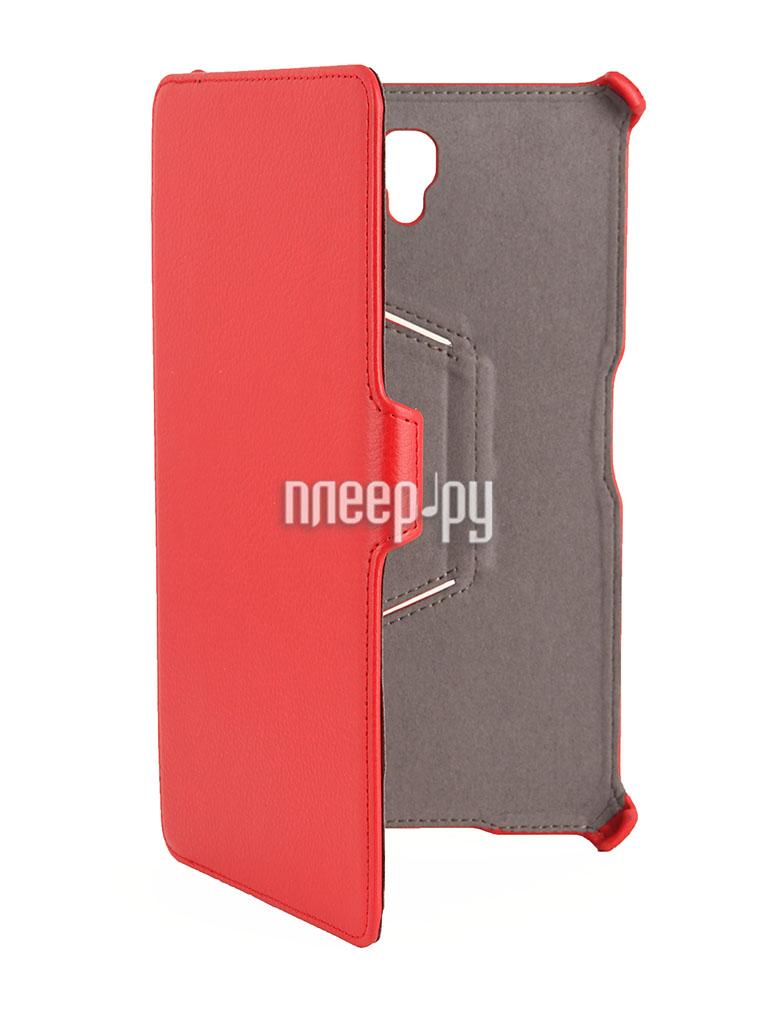 Аксессуар Чехол Samsung Galaxy Tab S 8.4 iBox Premium Red  Pleer.ru  1175.000