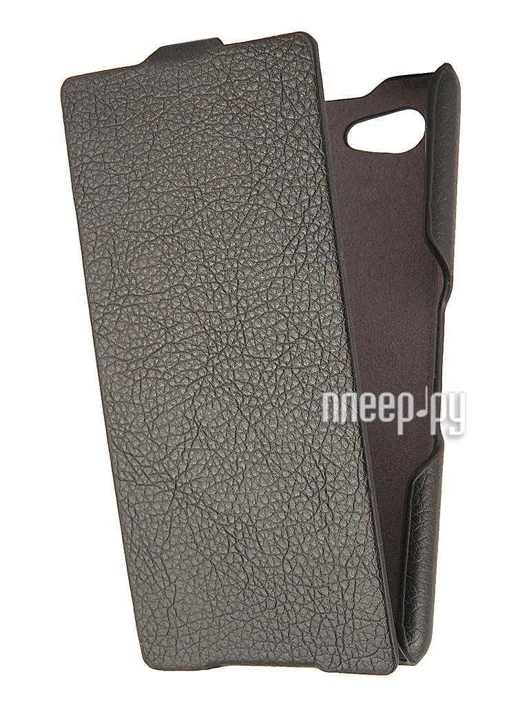 Аксессуар Чехол Sony Xperia E3 iBox Premium Black  Pleer.ru  1109.000