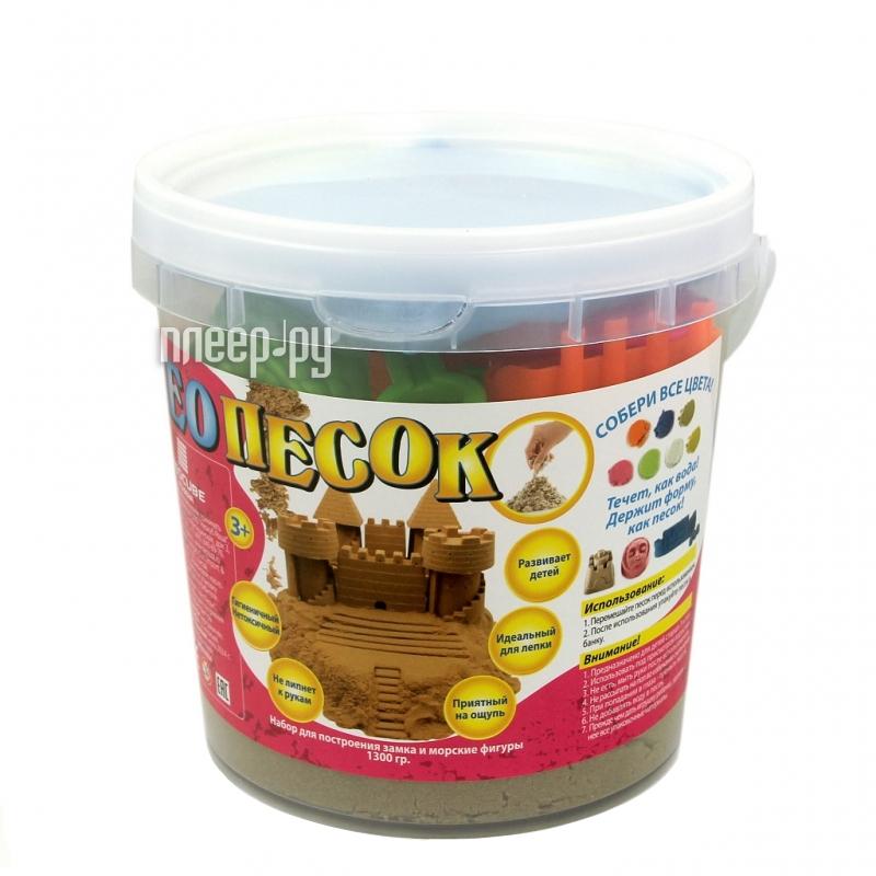 Живой песок FamilyFun НеоПесок 1300г SMSD0004 набор  Pleer.ru  1110.000
