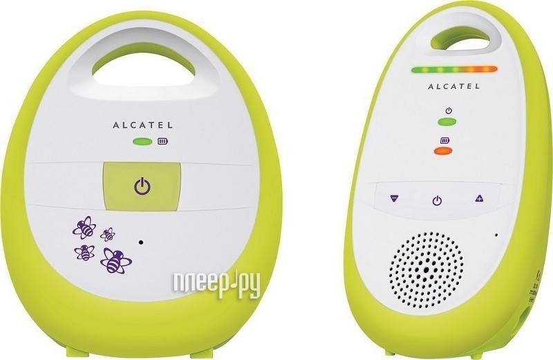Радионяня Alcatel Baby Link 100  Pleer.ru  1161.000