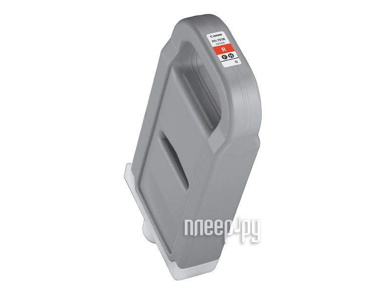 Картридж Canon PFI-701R Red для iPF9100 0906B005 за 11360 рублей