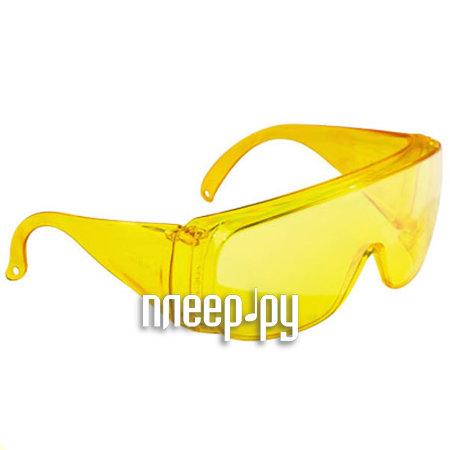 Очки защитные СибрТех 89157 Yellow  Pleer.ru  141.000
