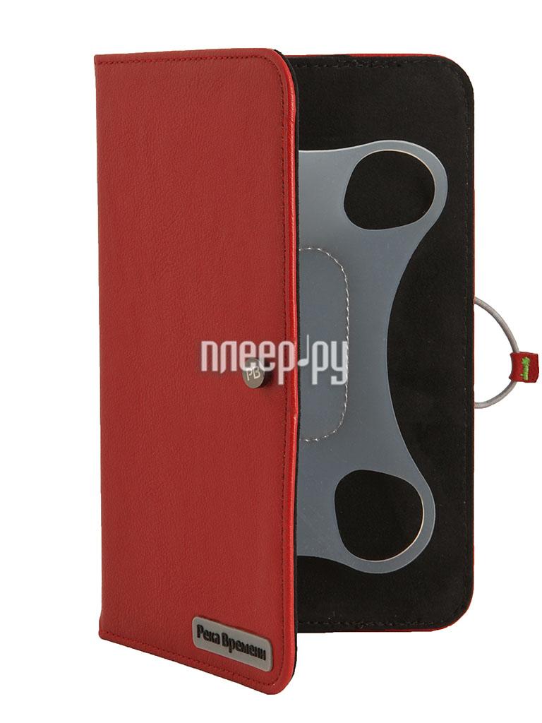 Аксессуар Чехол teXet X-pad 7 Река Времени Red RTX-CXPCL7-r  Pleer.ru  709.000