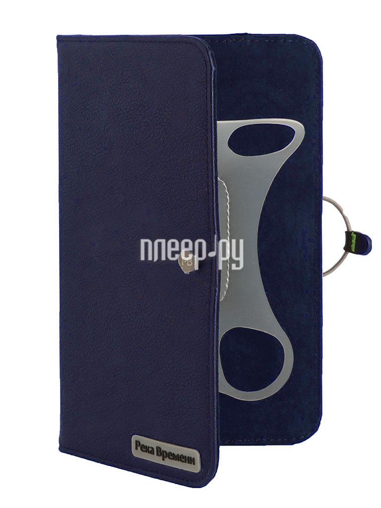 Аксессуар Чехол teXet X-pad 7 Река Времени Blue RTX-CXPCL7-blue  Pleer.ru  709.000