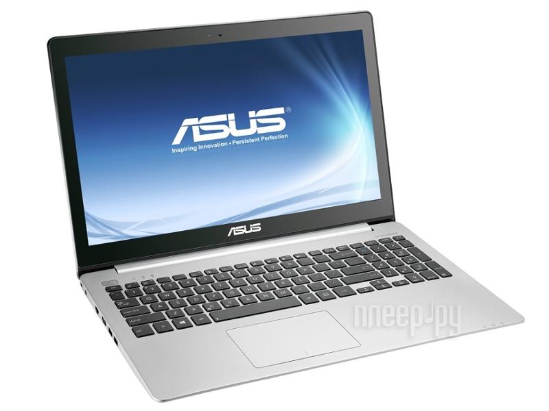 Ноутбук ASUS K551LN-XX308H 90NB05F2-M03990 Intel Core i5-4210U 1.7 GHz/6144Mb/1000Gb/DVD-ROM/nVidia GeForce 840M 2048Mb/Wi-Fi/Bluetooth/Cam/15.6/1366x768/Windows 8 64-bit  Pleer.ru  25885.000