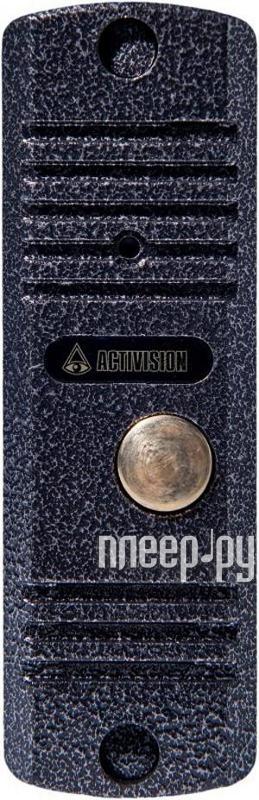 Вызывная панель Activision AVC-305 Motorola Ч/Б Black  Pleer.ru  1177.000