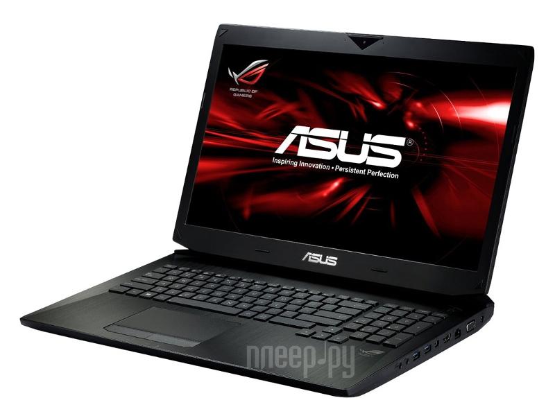 Ноутбук ASUS G750JZ-T4203H 90NB04K1-M02860 (Intel Core i7-4710HQ 2.5 GHz/12288Mb/2000Gb/DVD-ROM/nVidia GeForce GTX 870M 3072Mb/Wi-Fi/Cam/17.3/1920x1080/Windows 8 64-bit)  Pleer.ru  65944.000