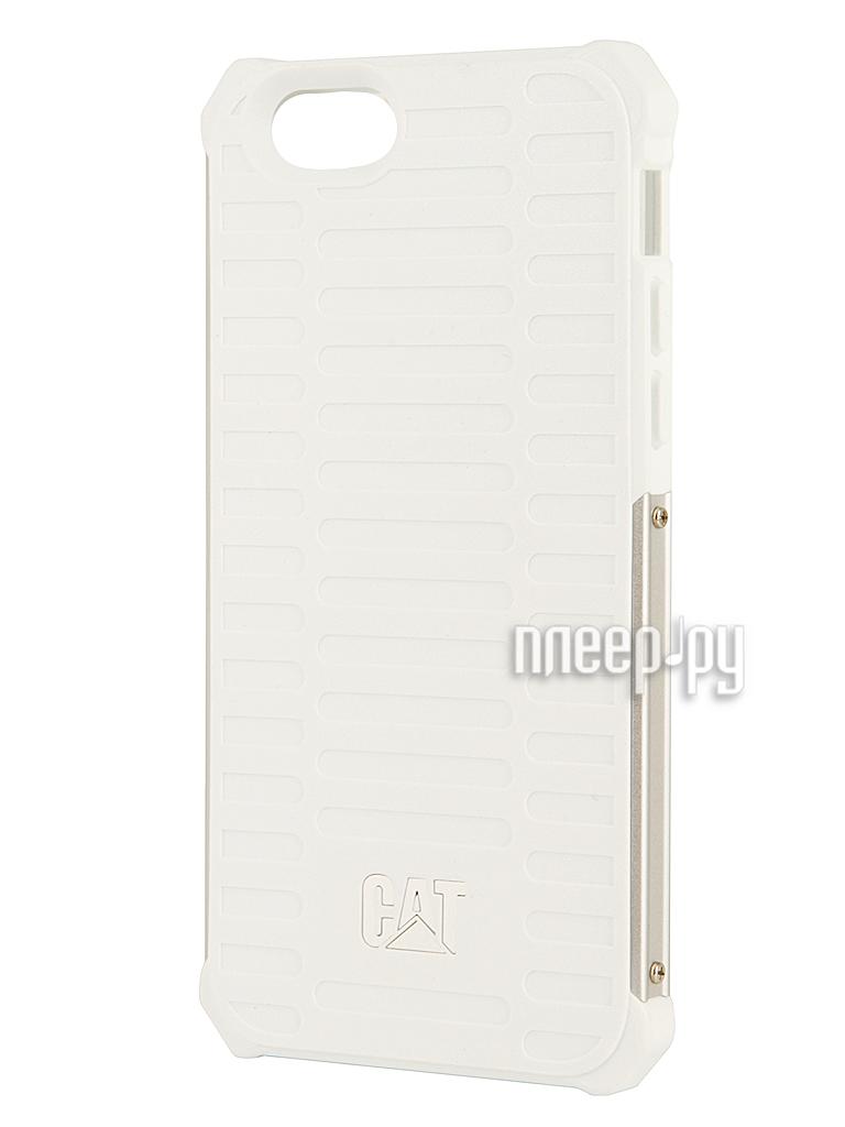 Аксессуар Чехол CAT ActiveUrban for iPhone 6 White  Pleer.ru  1751.000
