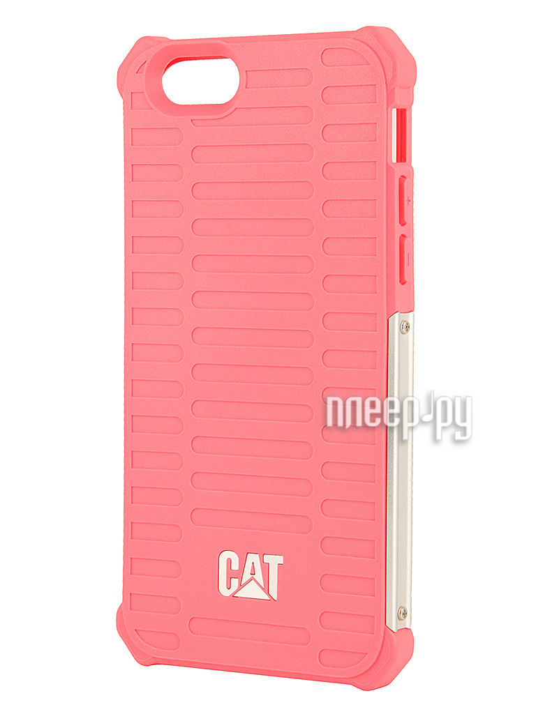 Аксессуар Чехол CAT ActiveUrban for iPhone 6 Pink  Pleer.ru  1751.000