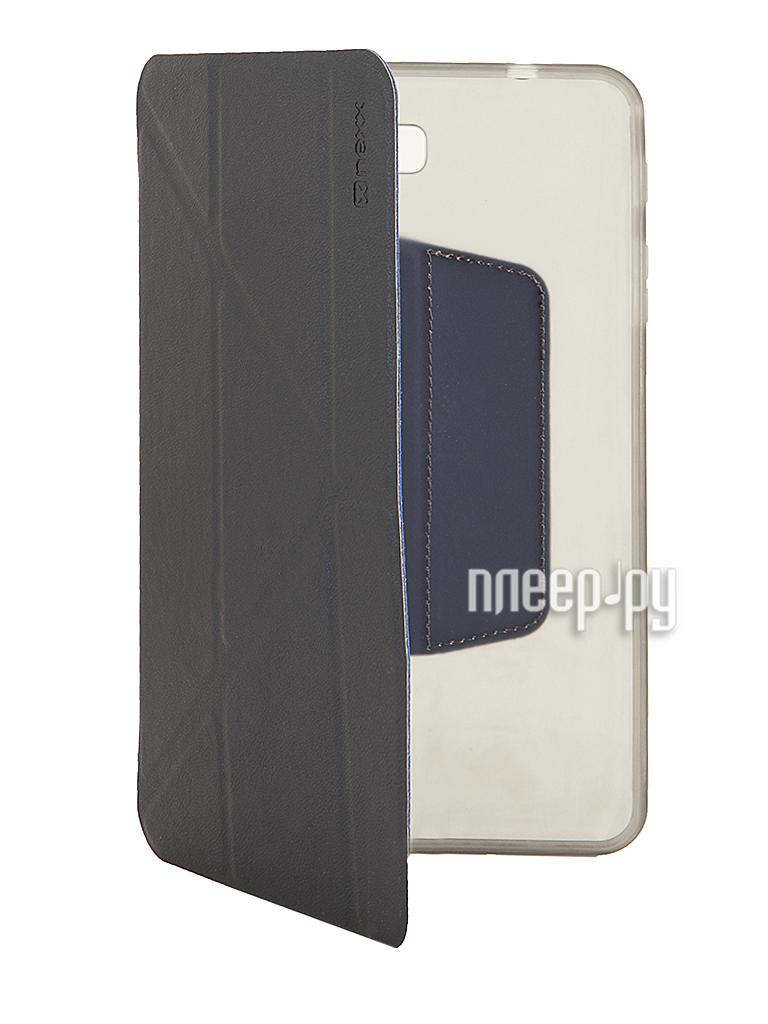 Аксессуар Чехол Samsung Galaxy Tab 4 8.0 NEXX Smartt полиуретан Blue TPC-ST-208-DB  Pleer.ru  1039.000