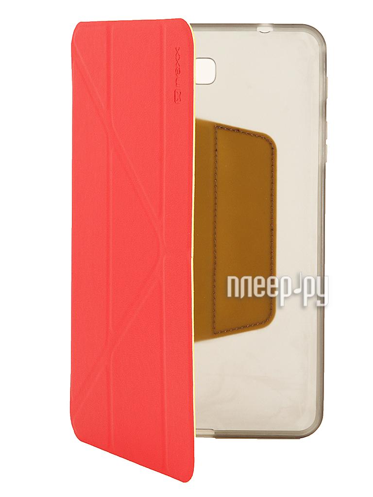 Аксессуар Чехол Samsung Galaxy Tab 4 8.0 NEXX Smartt полиуретан Red TPC-ST-208-RD  Pleer.ru  1039.000