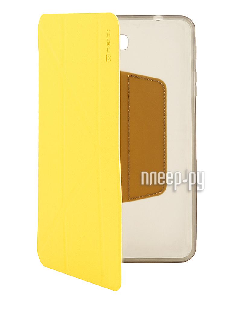 Аксессуар Чехол Samsung Galaxy Tab 4 8.0 NEXX Smartt полиуретан Yellow TPC-ST-208-YL  Pleer.ru  1039.000