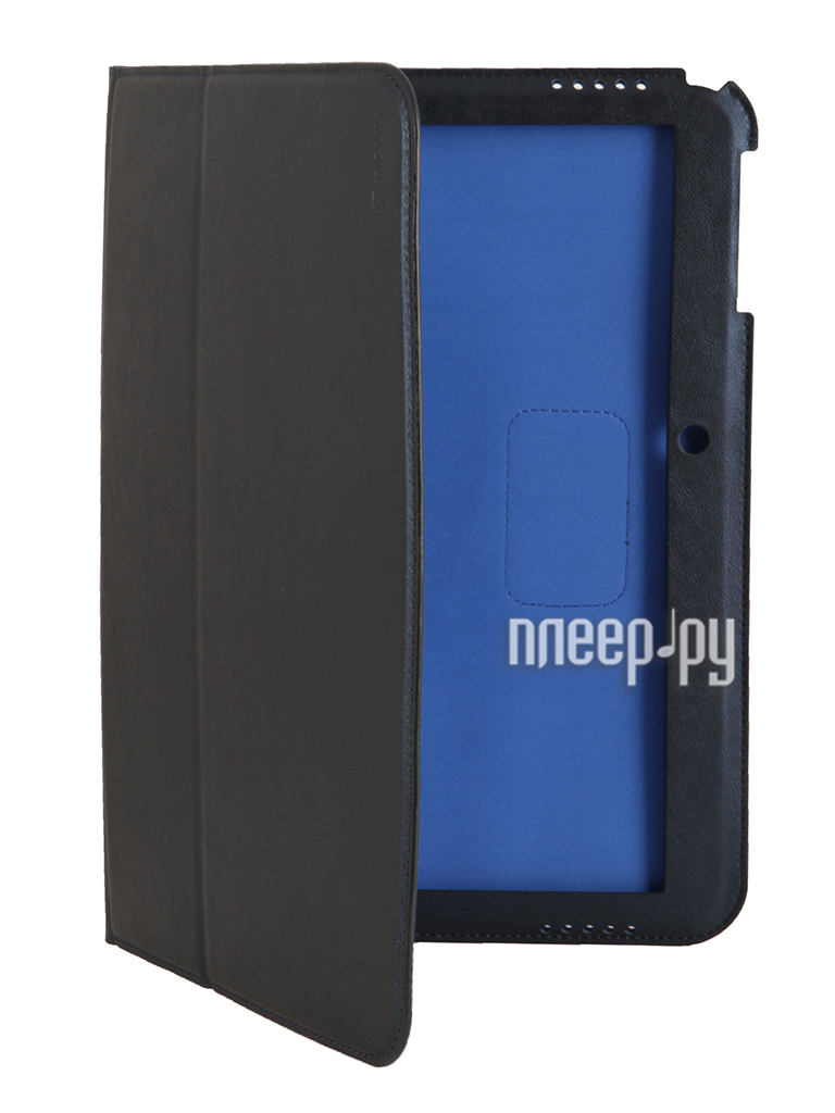 Аксессуар Чехол Samsung Galaxy Tab 4 10.1 NEXX Bookz полиуретан Blue TPC-BZ-209-DB  Pleer.ru  1159.000