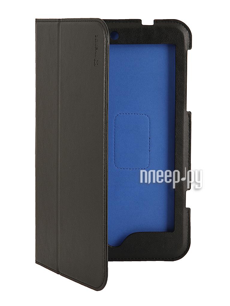 Аксессуар Чехол Lenovo Miix 2 NEXX Bookz полиуретан Black TPC-BZ-701-BK