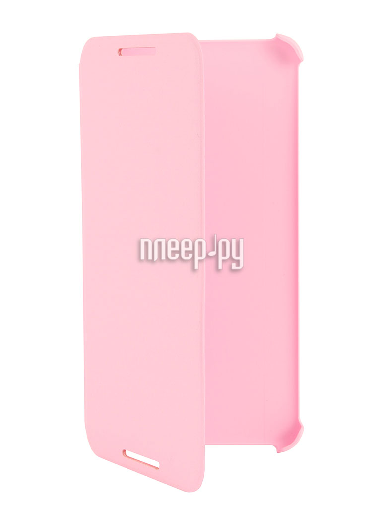 Аксессуар Чехол HTC Desire 816 Flip Case HC V950 Pink  Pleer.ru  1409.000