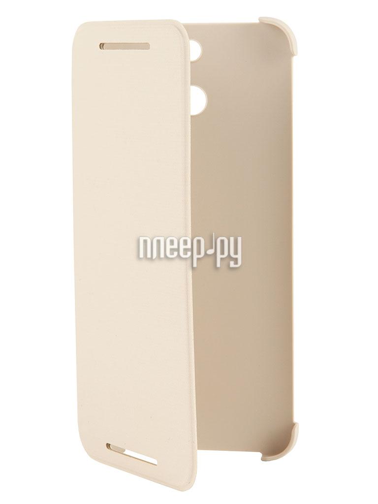Аксессуар Чехол HTC One E8 HC V980 White  Pleer.ru  1449.000