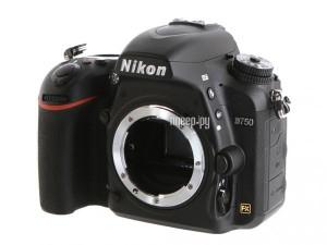 Купить Фотоаппарат Nikon D750 Body